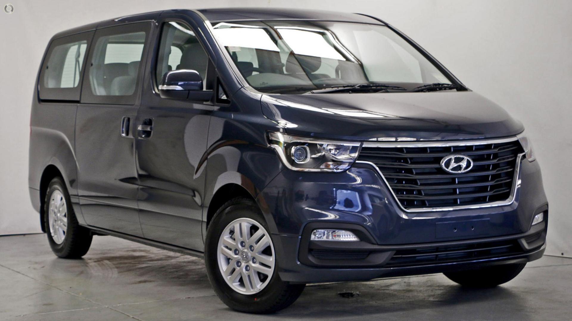 2018 Hyundai Imax Active