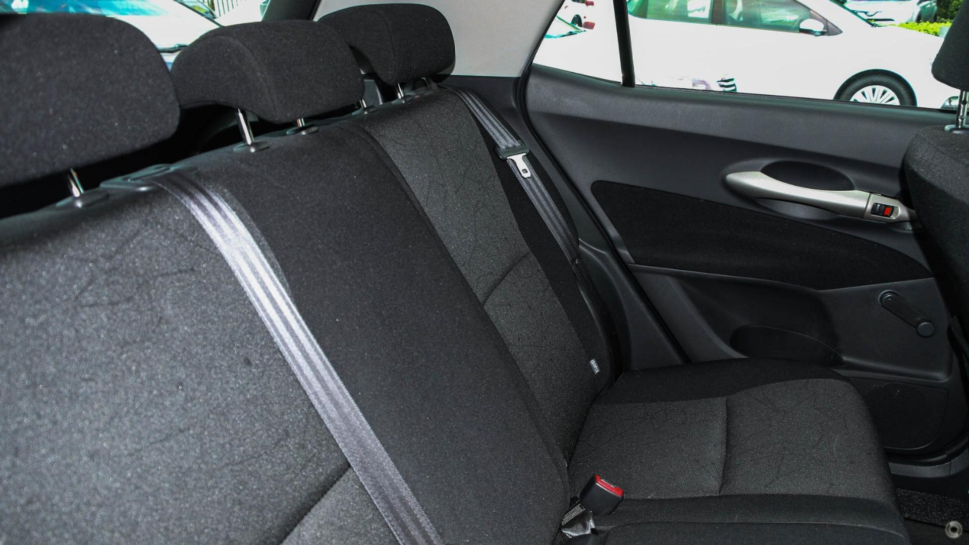 2009 Toyota Corolla Ascent ZRE152R