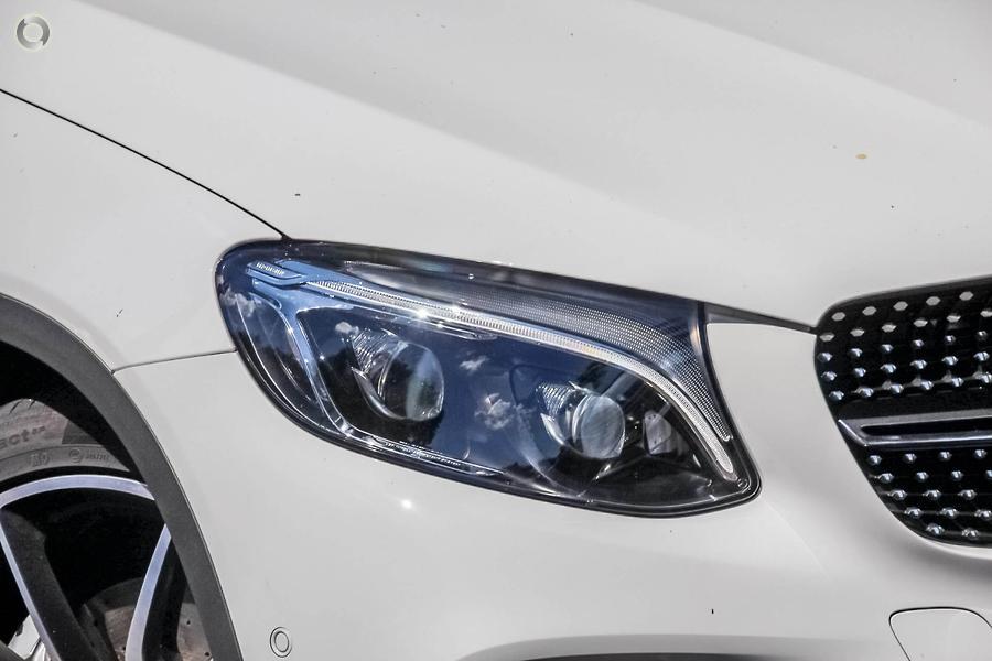 2017 Mercedes-Benz GLC 43 Wagon