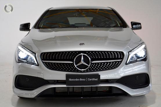 2017 Mercedes-Benz CLA 200
