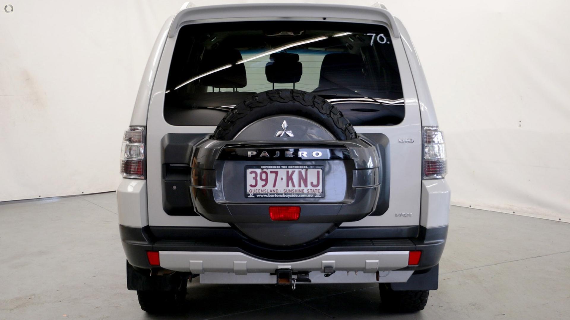 2007 Mitsubishi Pajero VR-X NS