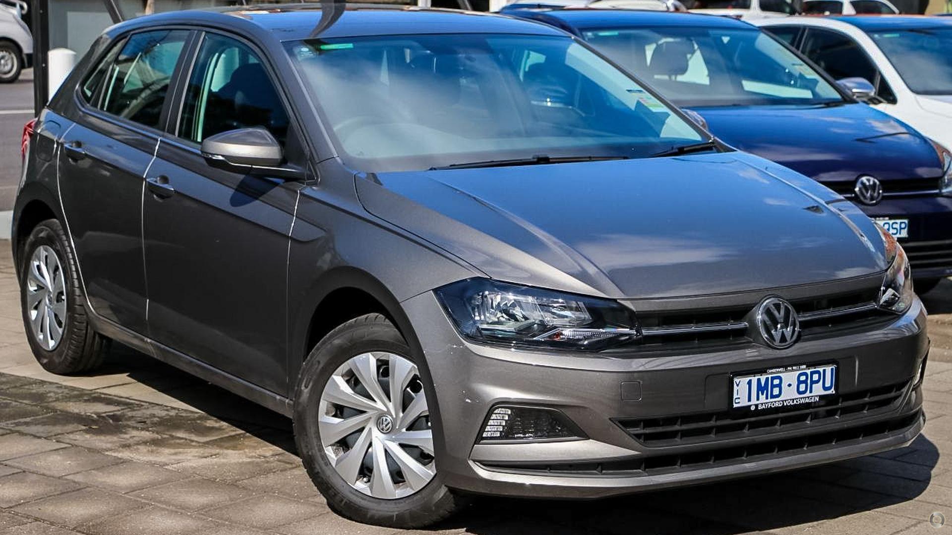2018 Volkswagen Polo 70tsi Trendline Aw Bayford