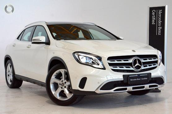 2017 Mercedes-Benz GLA 220