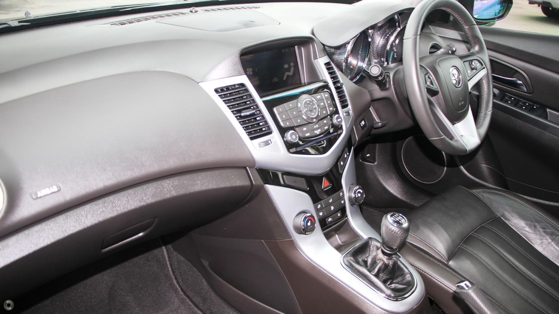 2011 Holden Cruze SRi-V JH Series II