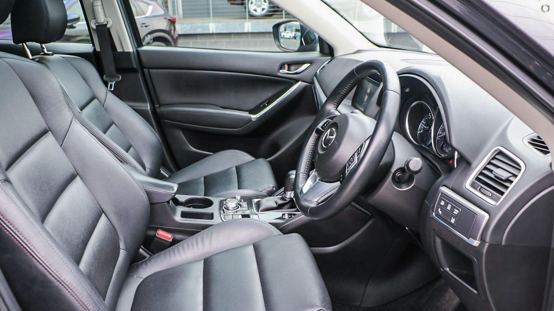 2016 Mazda Cx-5 Akera KE Series 2