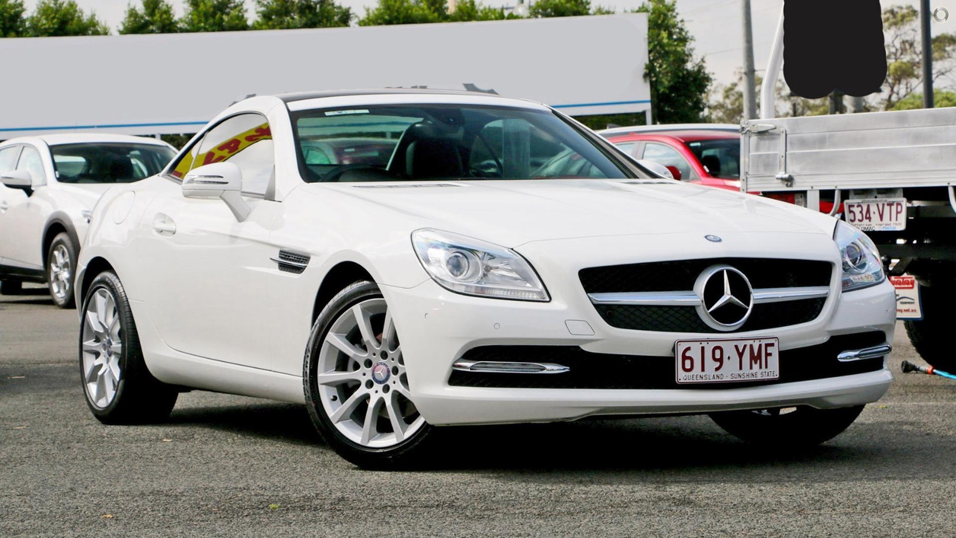 2013 Mercedes-benz Slk200 Blueefficiency