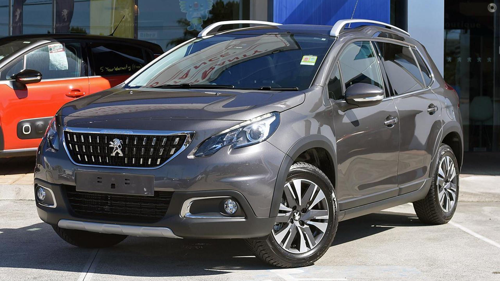 2018 Peugeot 2008 A94