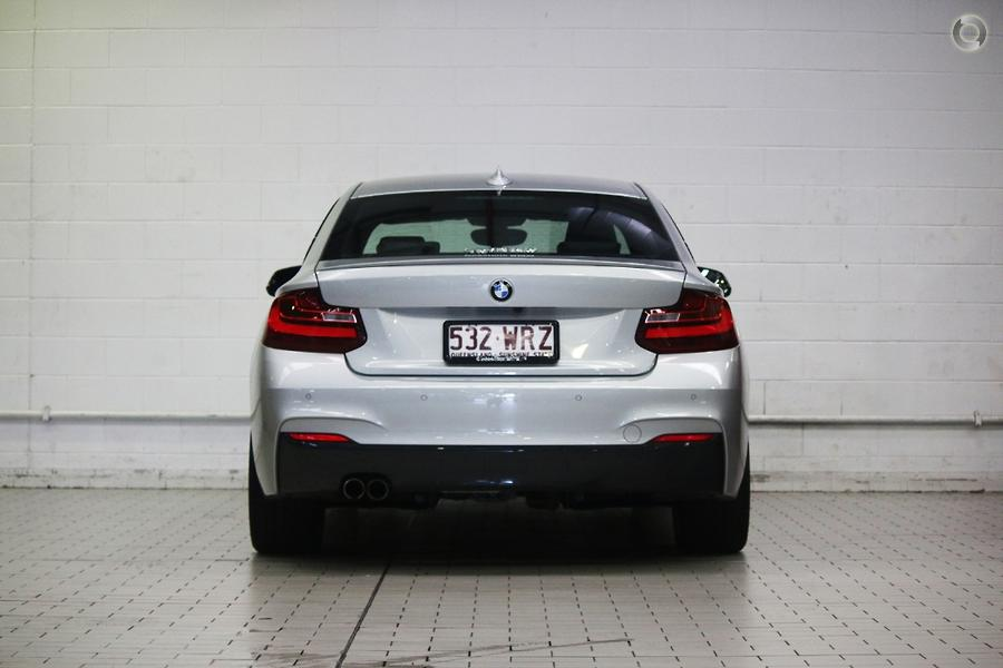 2015 BMW 220d M Sport
