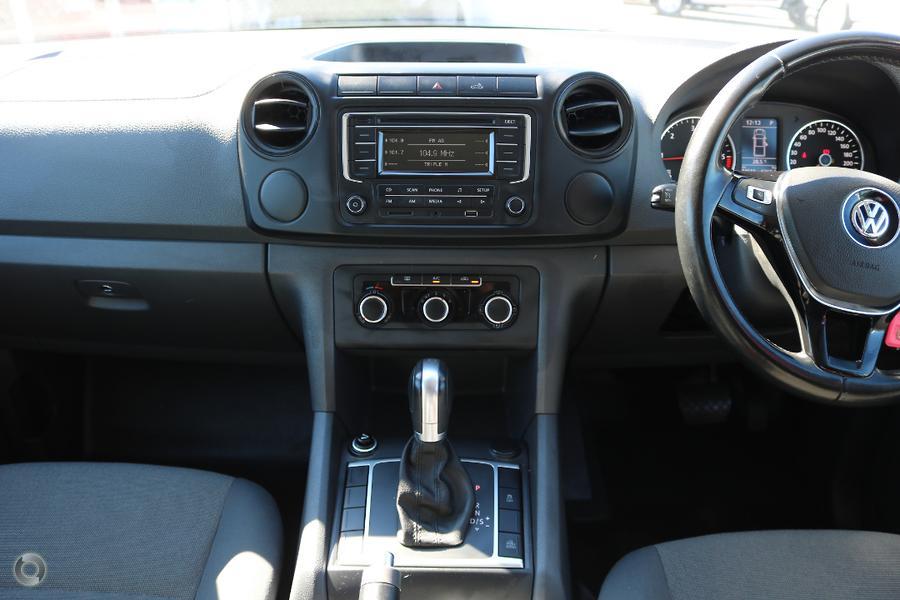 2015 Volkswagen Amarok TDI420 2H