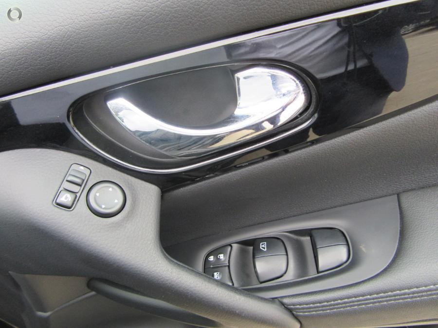 2014 Nissan Qashqai Ti J11