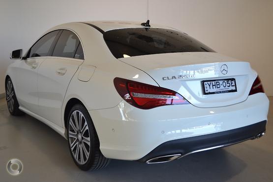 2016 Mercedes-Benz CLA 220