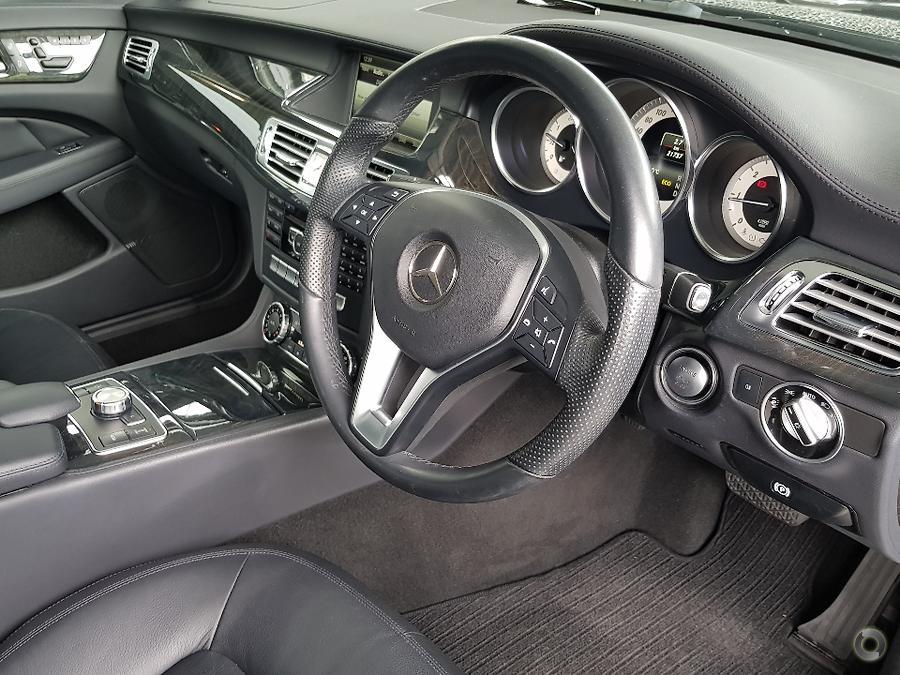 2014 Mercedes-Benz CLS 250 CDI Sedan