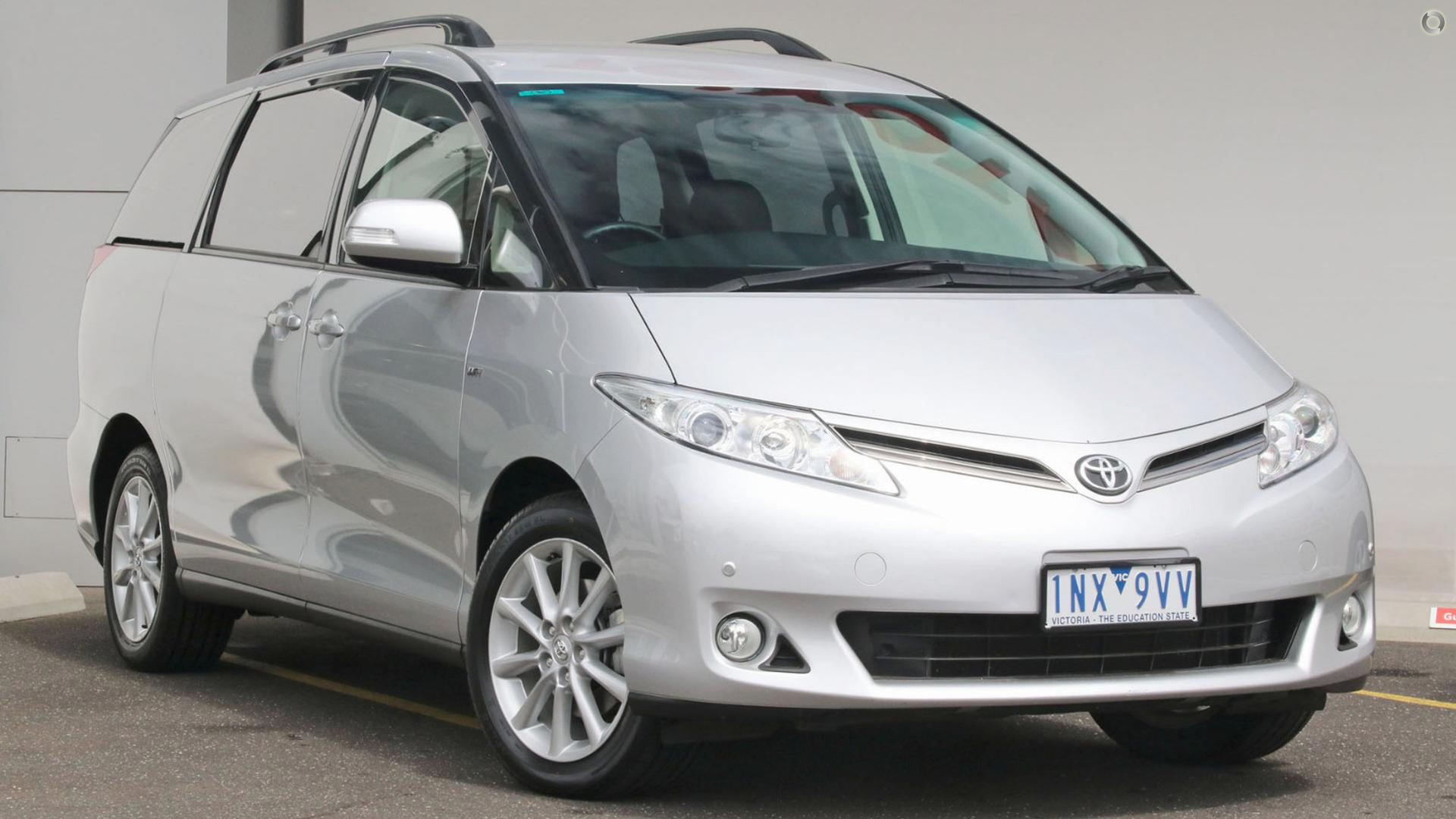 2015 Toyota Tarago Glx