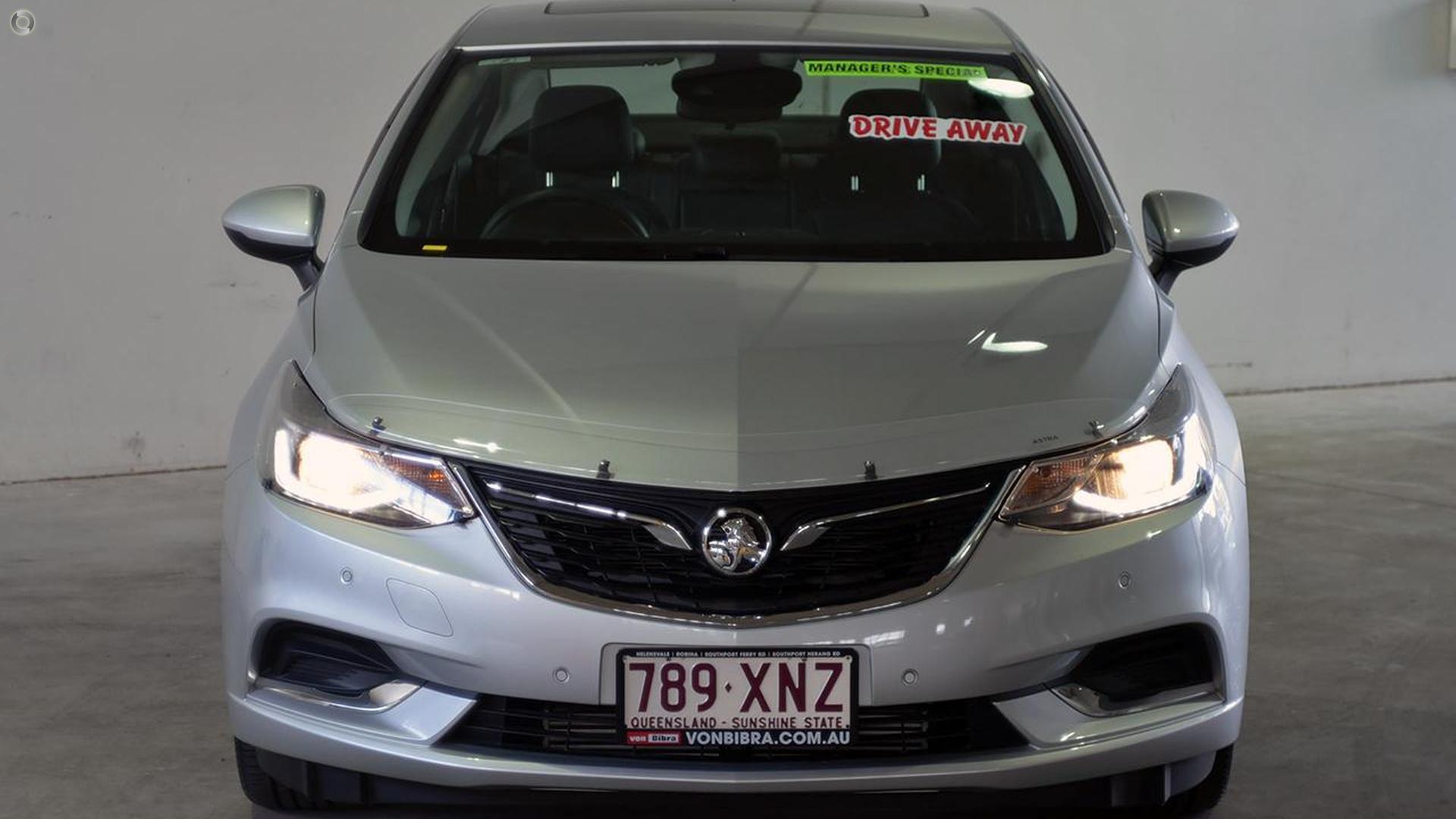 2017 Holden Astra BL