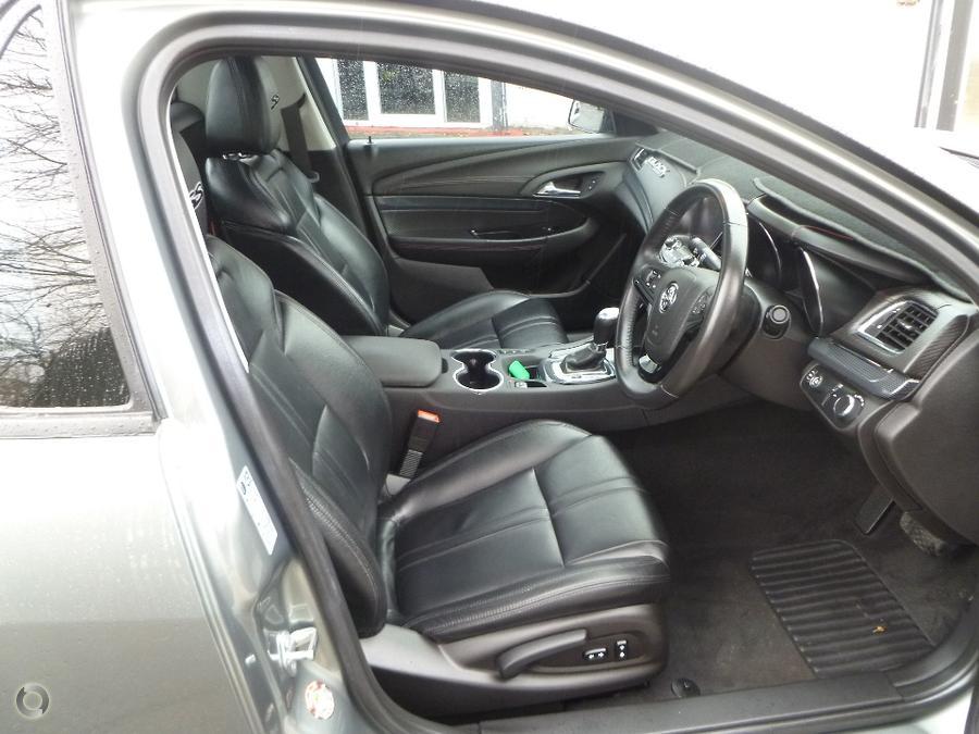 2016 Holden Ute SS Black VF Series II