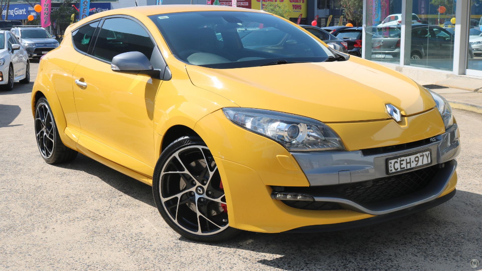 2011 Renault Megane R.S. 250 Cup Trophee III D95