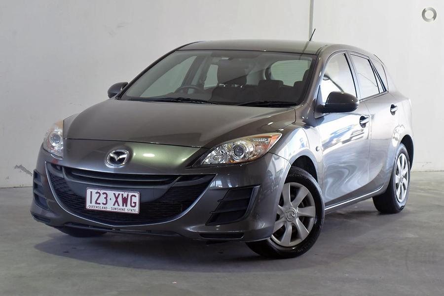 2011 Mazda 3 Maxx BL Series 1