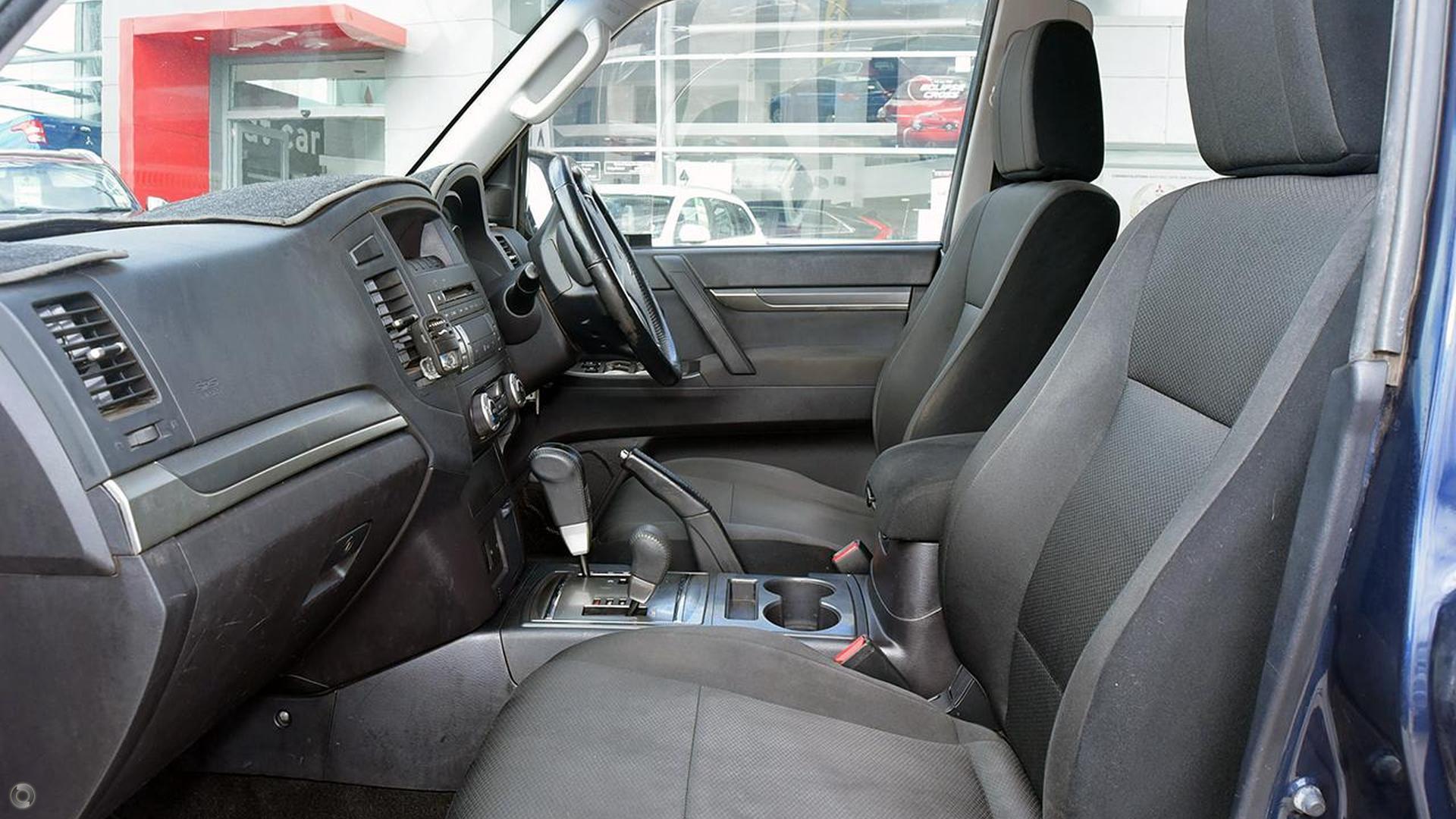 2009 Mitsubishi Pajero RX NT