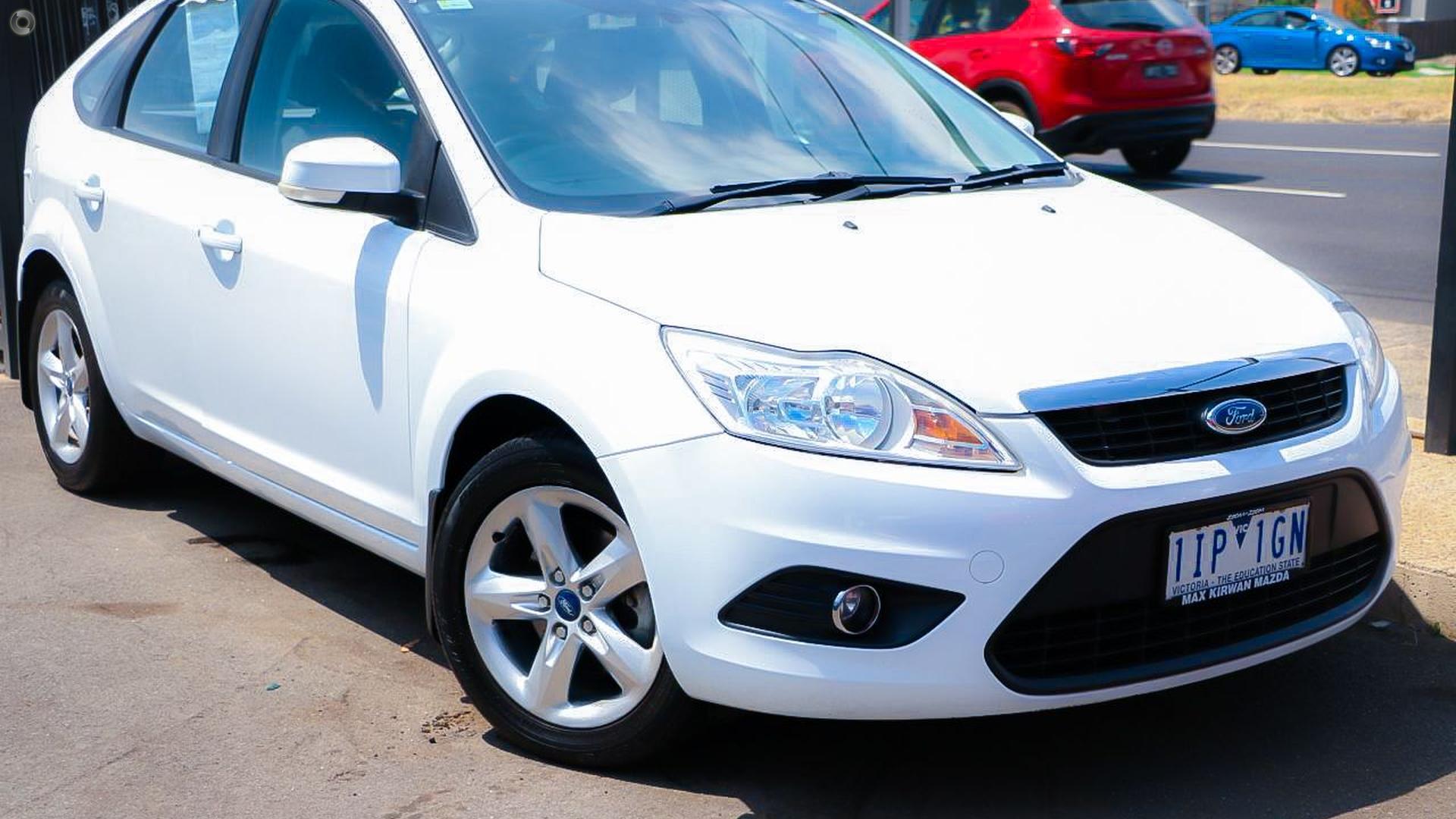 2010 Ford Focus LX LV