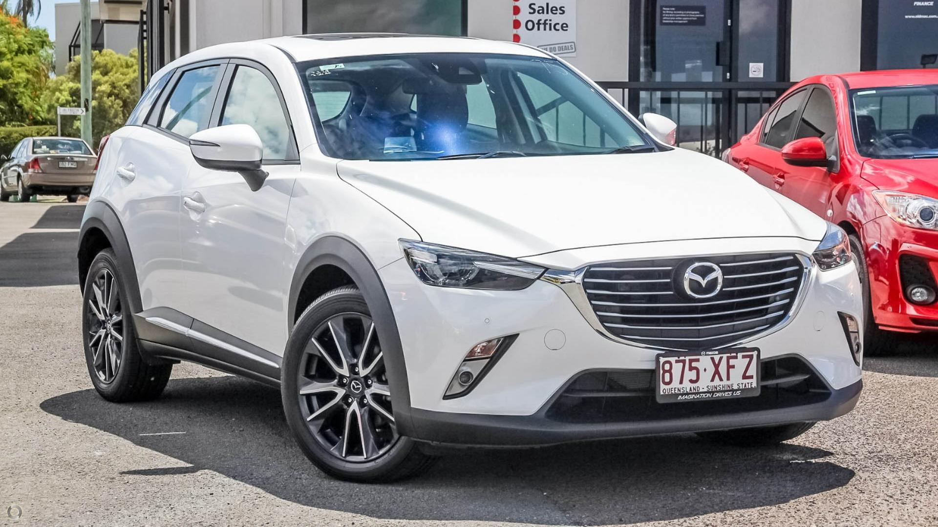 2017 Mazda Cx-3 Akari