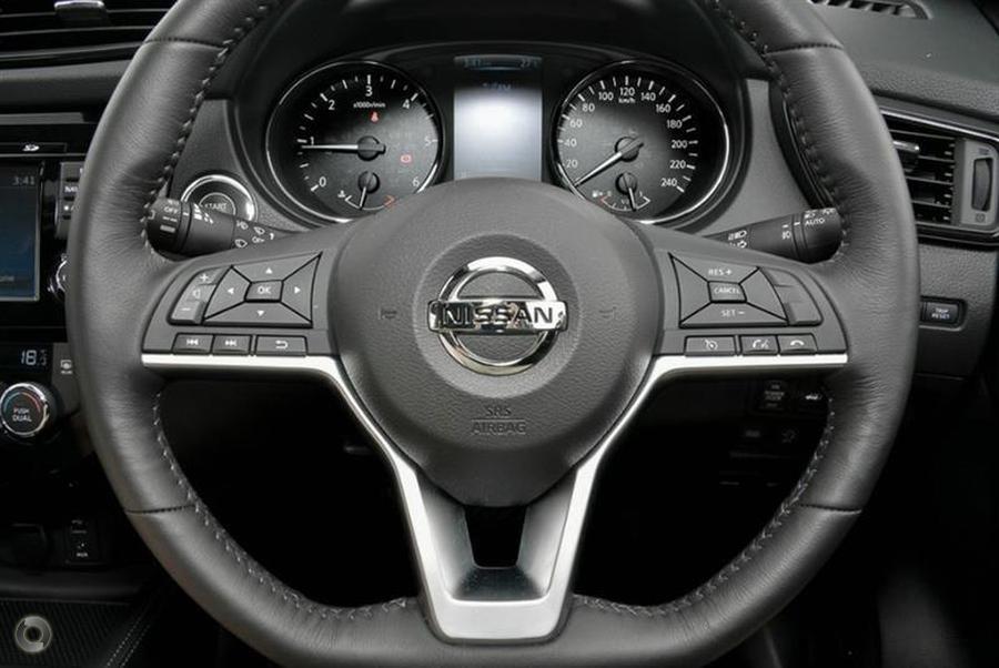 2017 Nissan X-Trail Ti