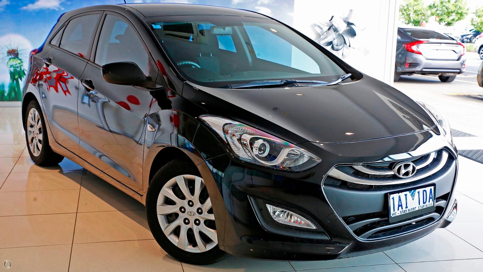 2013 Hyundai I30 GD2