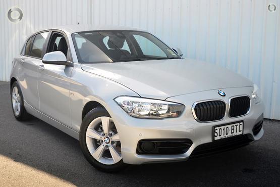 2017 BMW 118 d Sport Line