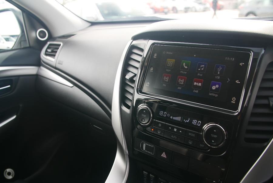 2016 Mitsubishi Pajero Sport Exceed QE