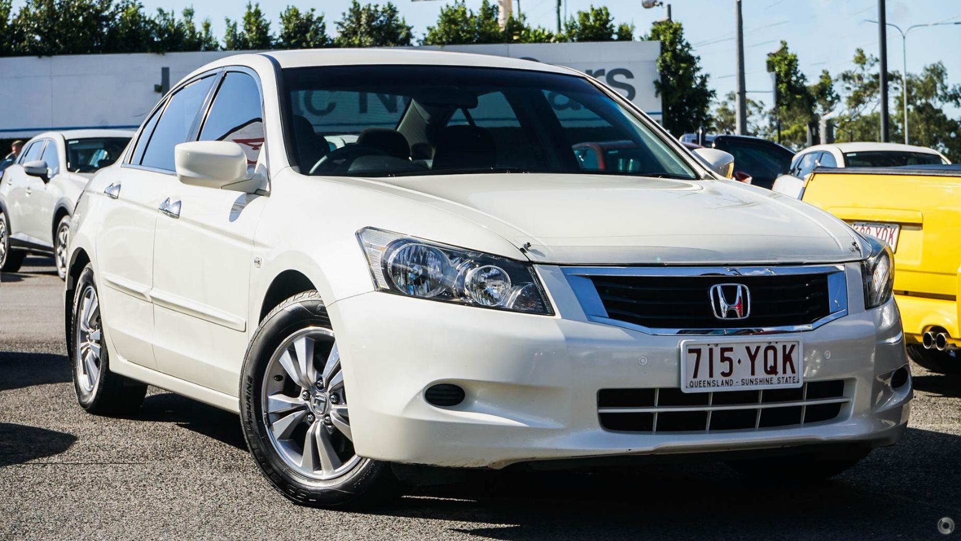 2008 Honda Accord Vti