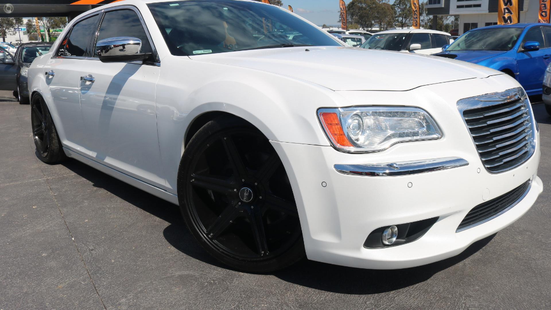 2012 Chrysler 300 C Luxury