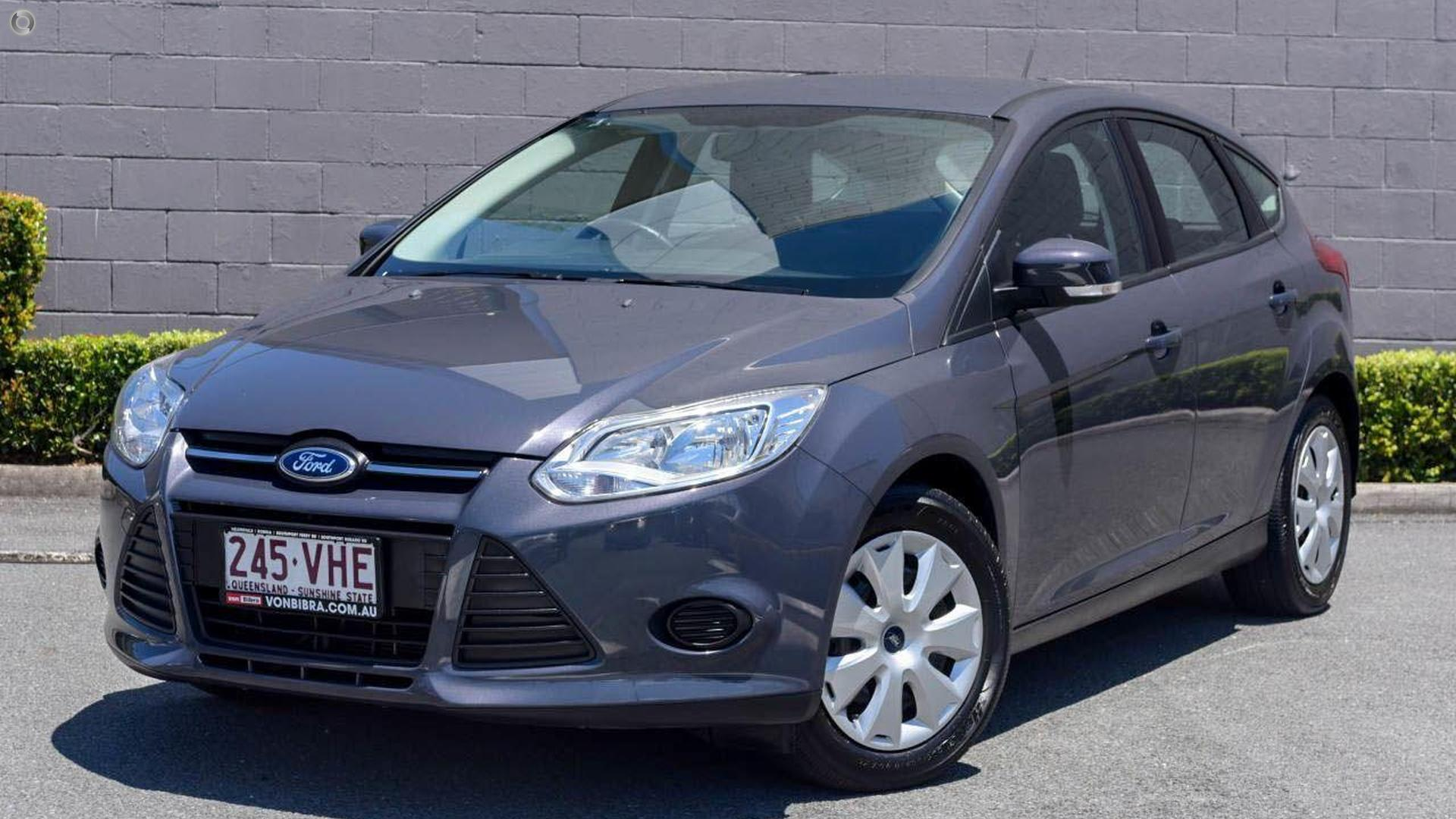 2014 Ford Focus LW MKII