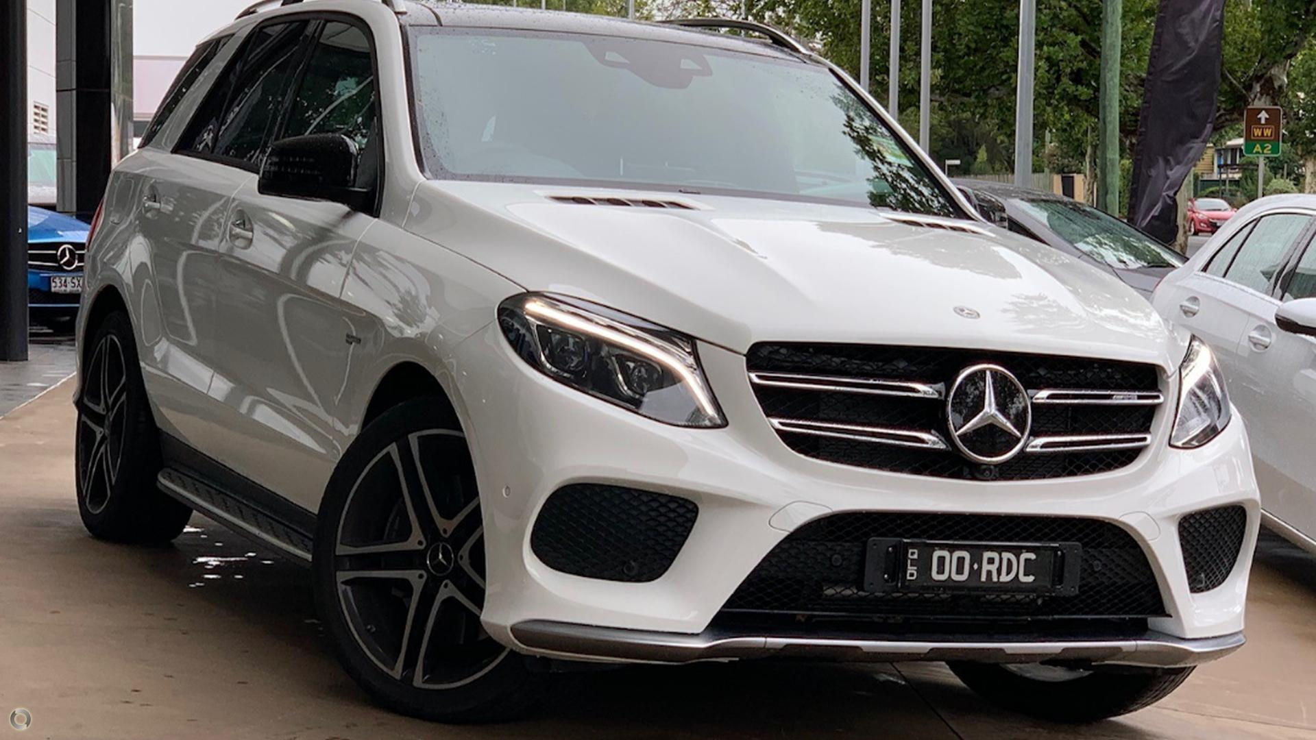 2018 Mercedes-Benz GLE 43 Wagon