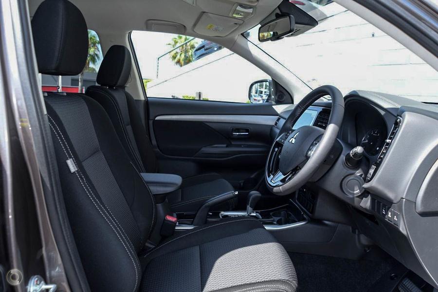2017 Mitsubishi Outlander LS ZL