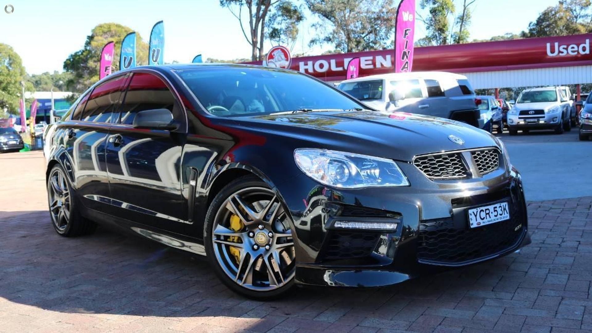 2015 Holden Special Vehicles Gts GEN-F