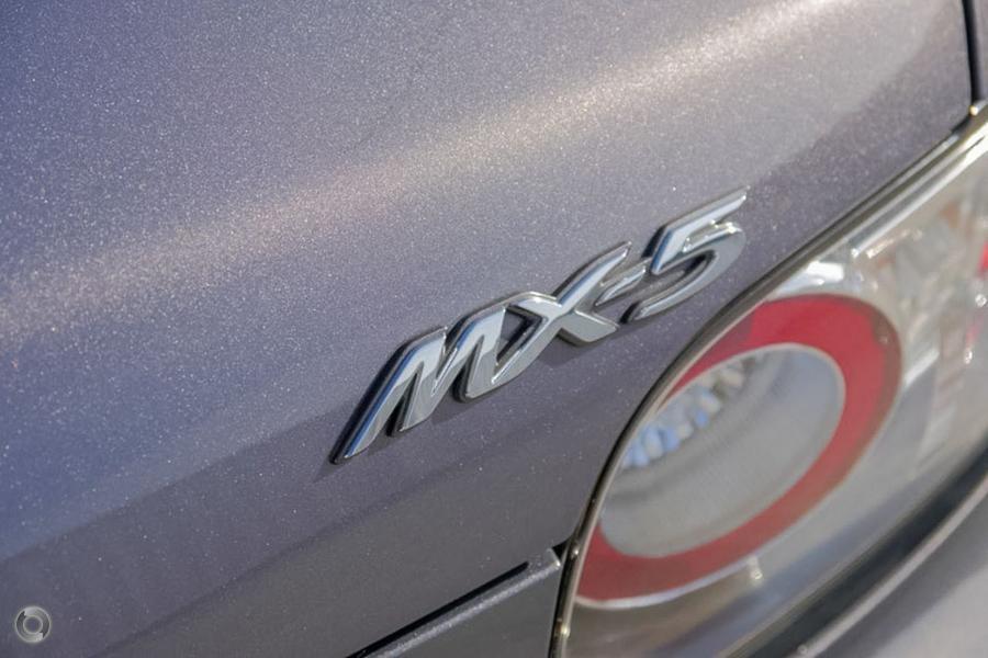 2005 Mazda Mx-5  NC Series 1