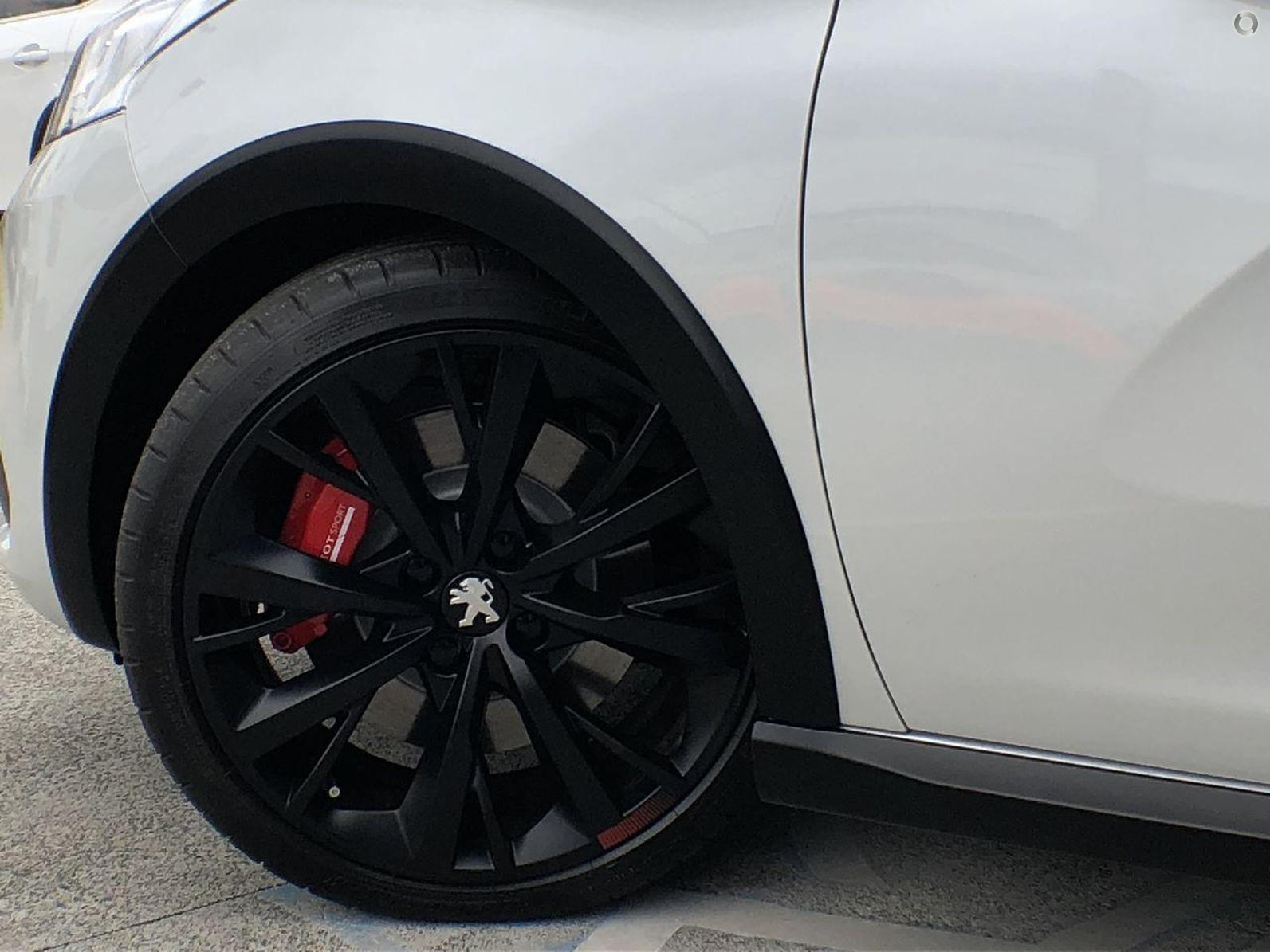 2018 Peugeot 208 GTi Edition Definitive A9