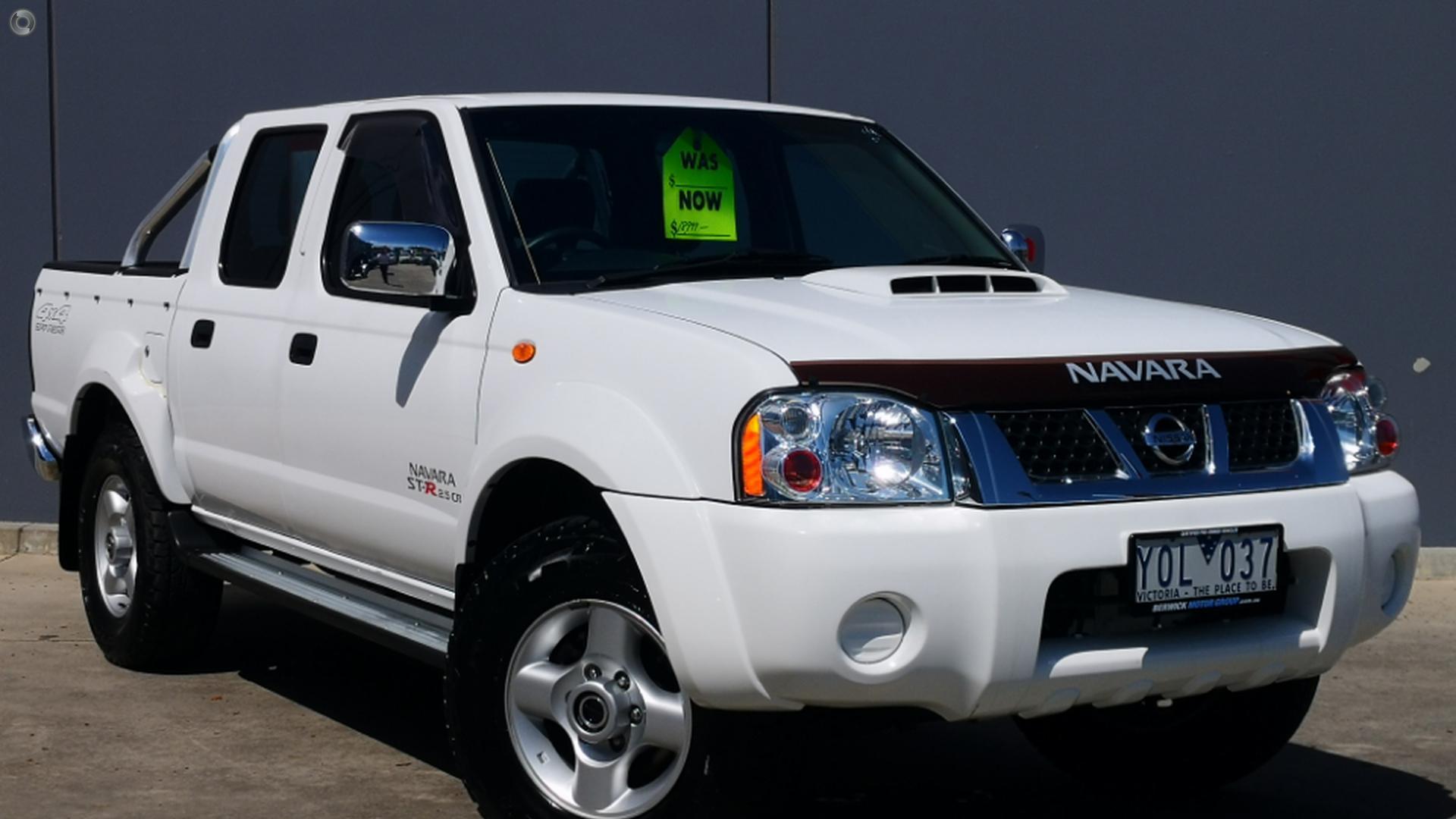 2011 Nissan Navara D22