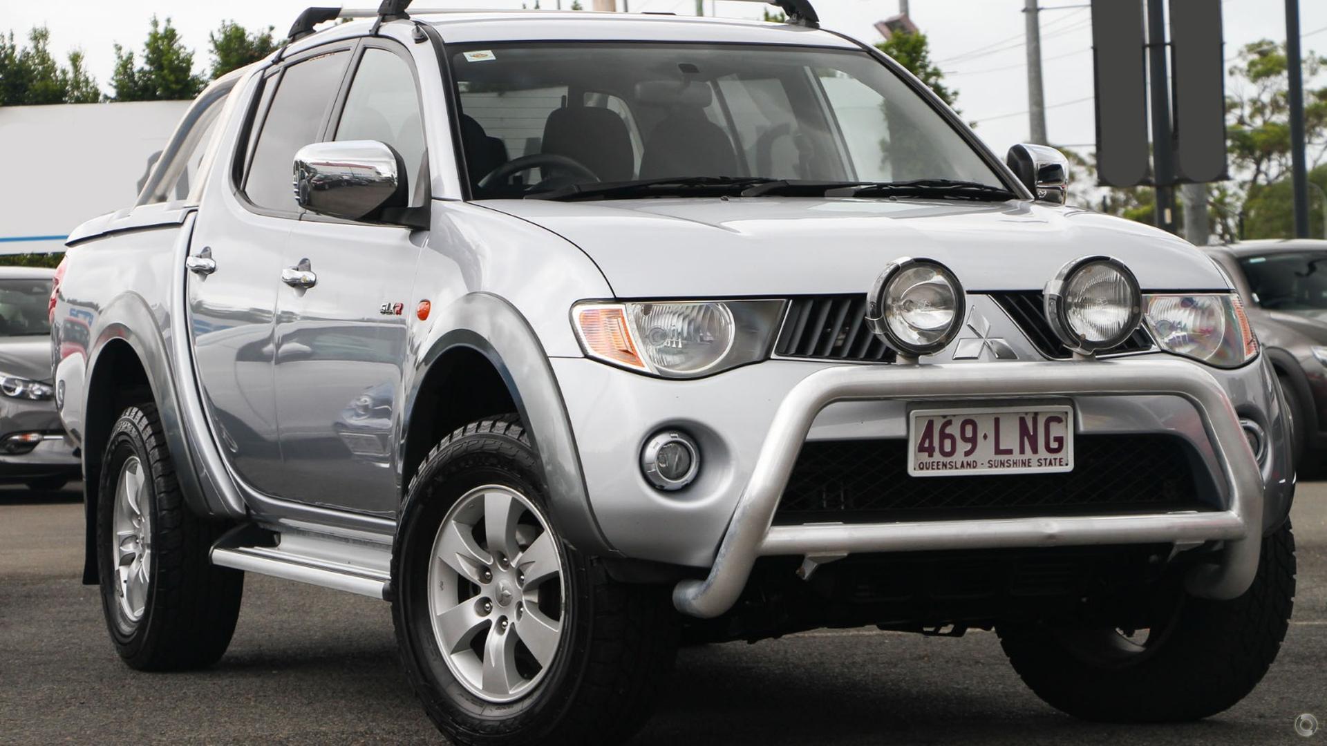 2008 Mitsubishi Triton Glx-r