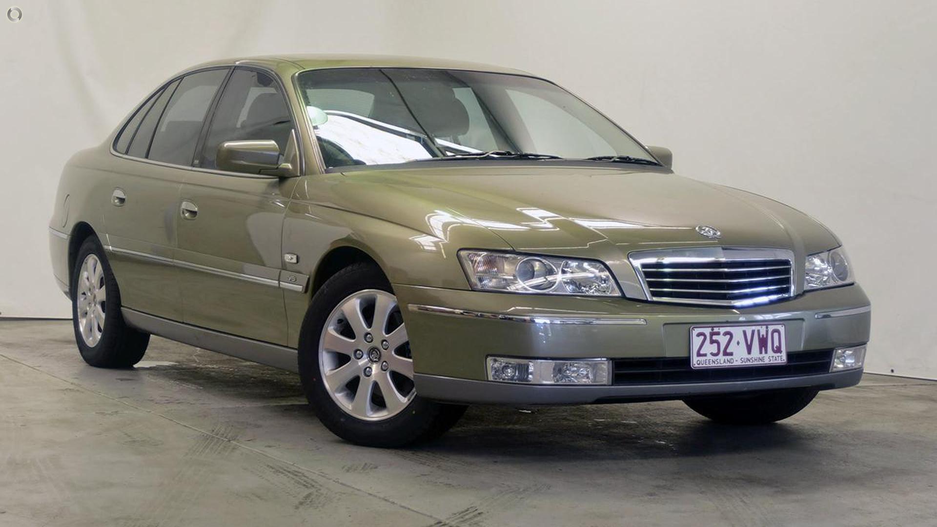 2003 Holden Statesman