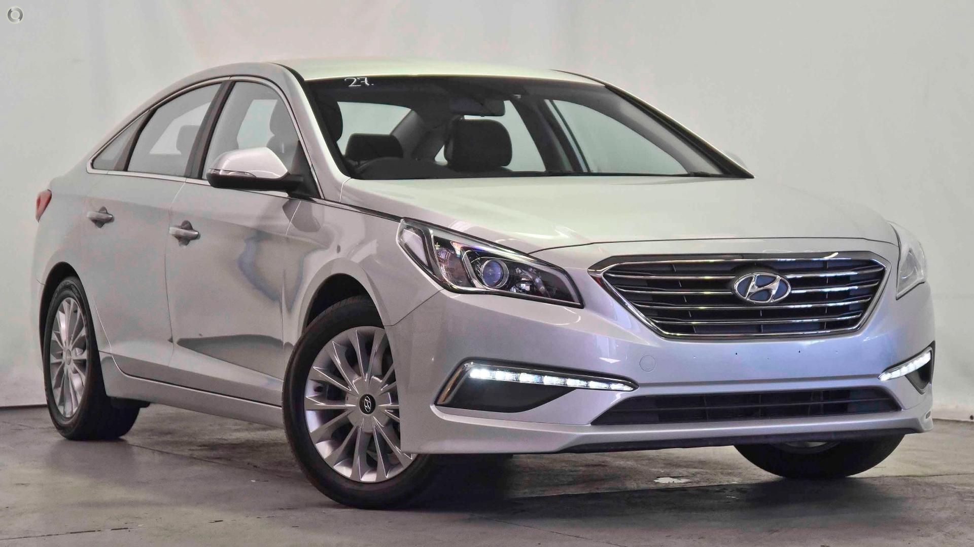 2016 Hyundai Sonata Active LF