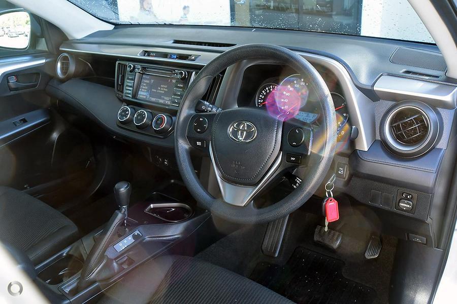 2016 Toyota Rav4 GX ASA44R