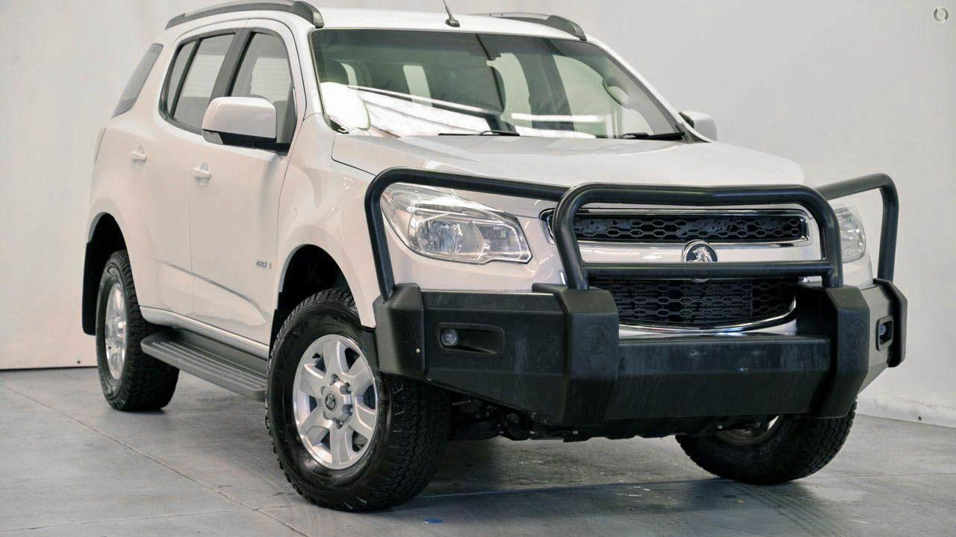 2014 Holden Colorado 7 Lt