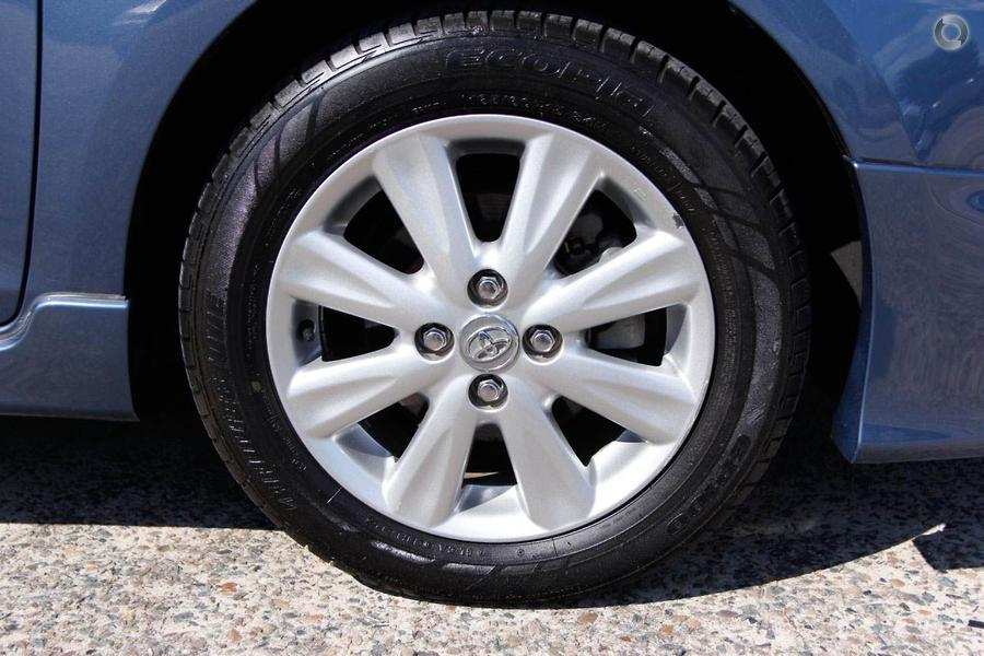 2008 Toyota Yaris YRX NCP93R