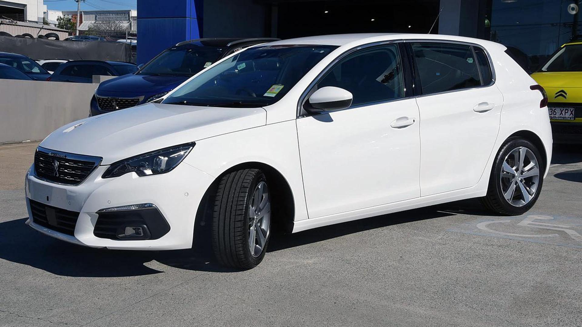 2018 Peugeot 308 T9