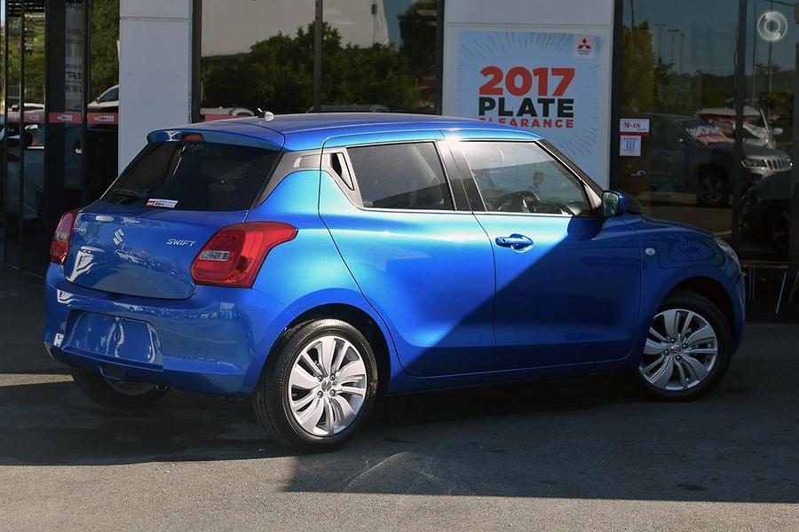 2017 Suzuki Swift GL+ AZ