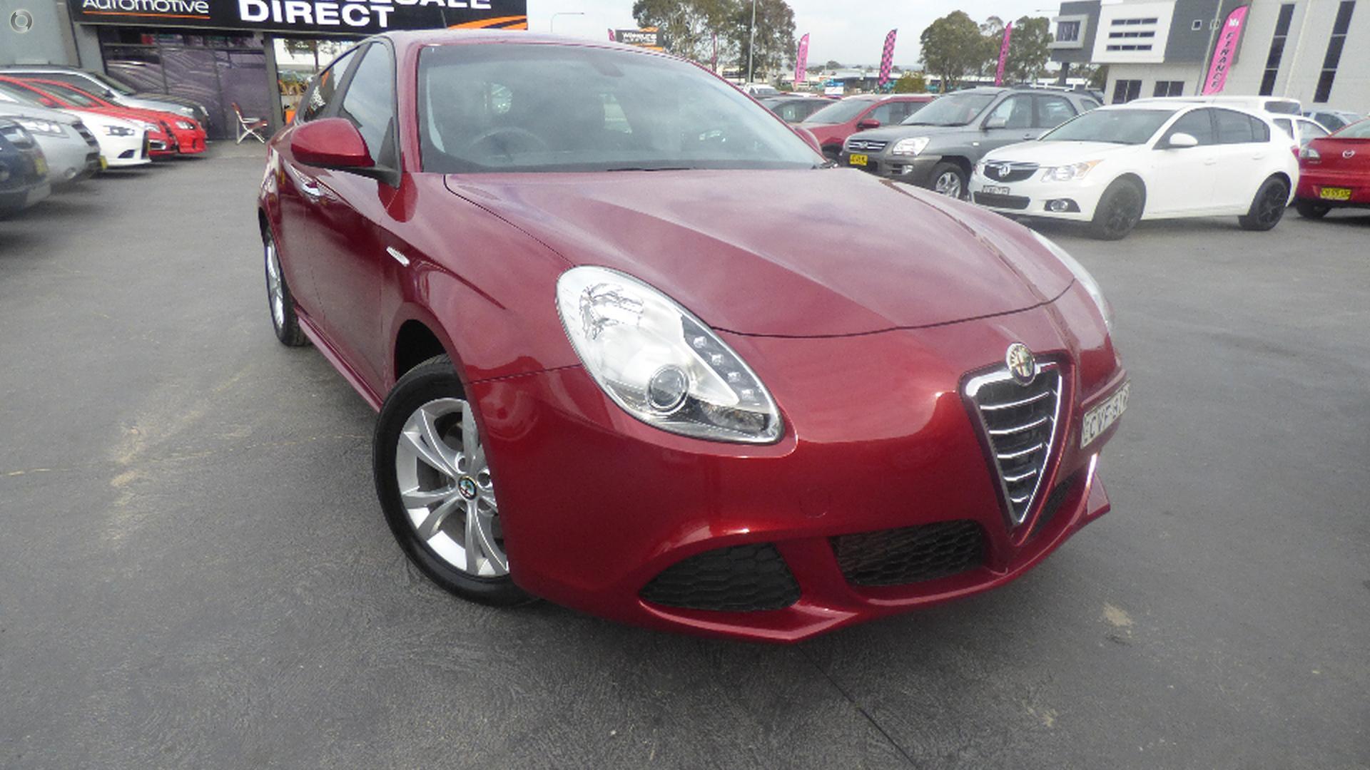 2013 Alfa Romeo Giulietta Progression Jtd-m