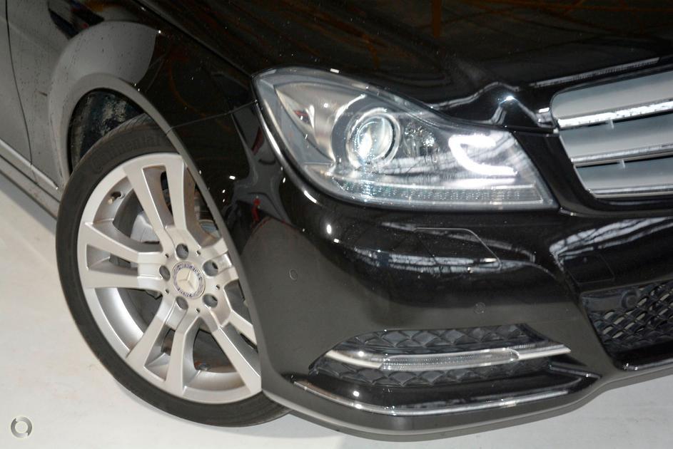 2013 Mercedes-Benz C 250 Estate