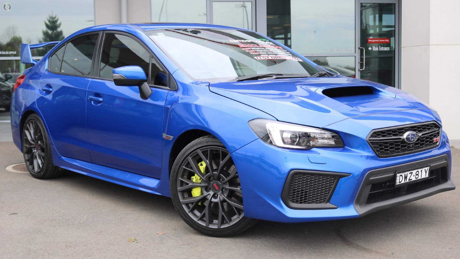 2017 Subaru Wrx Sti Spec.r