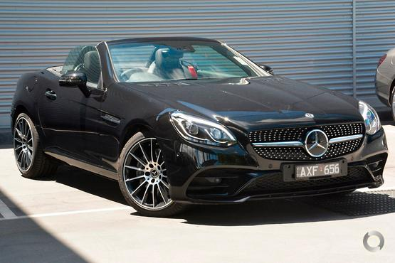 2018 Mercedes-Benz <br>SLC 300
