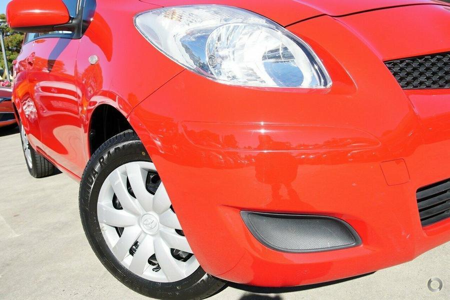 2011 Toyota Yaris YR NCP130R